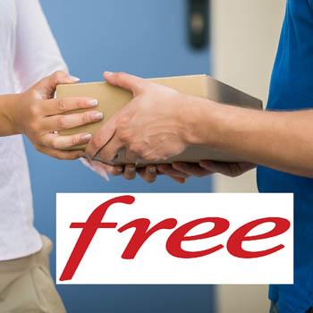 comment faire pour renvoyer le materiel free